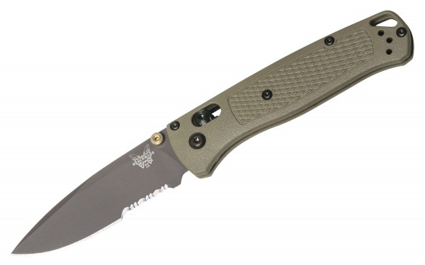 Bugout 535SGRY-1, Ranger Green, Axis y