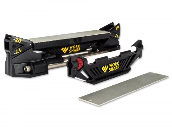 Guided Sharpening System