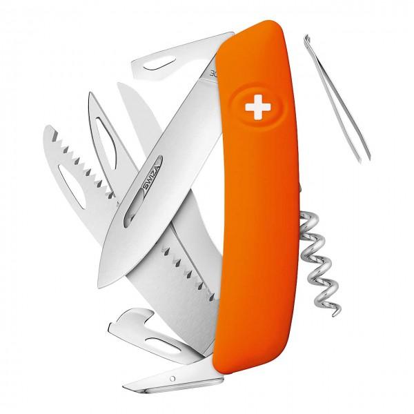 Taschenmesser D09 orange