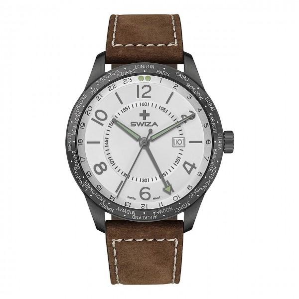 Armbanduhr MAGNUS GMT PVD