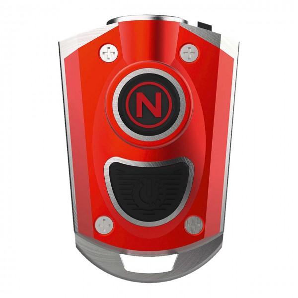 LED Schlüsselanhänger rot